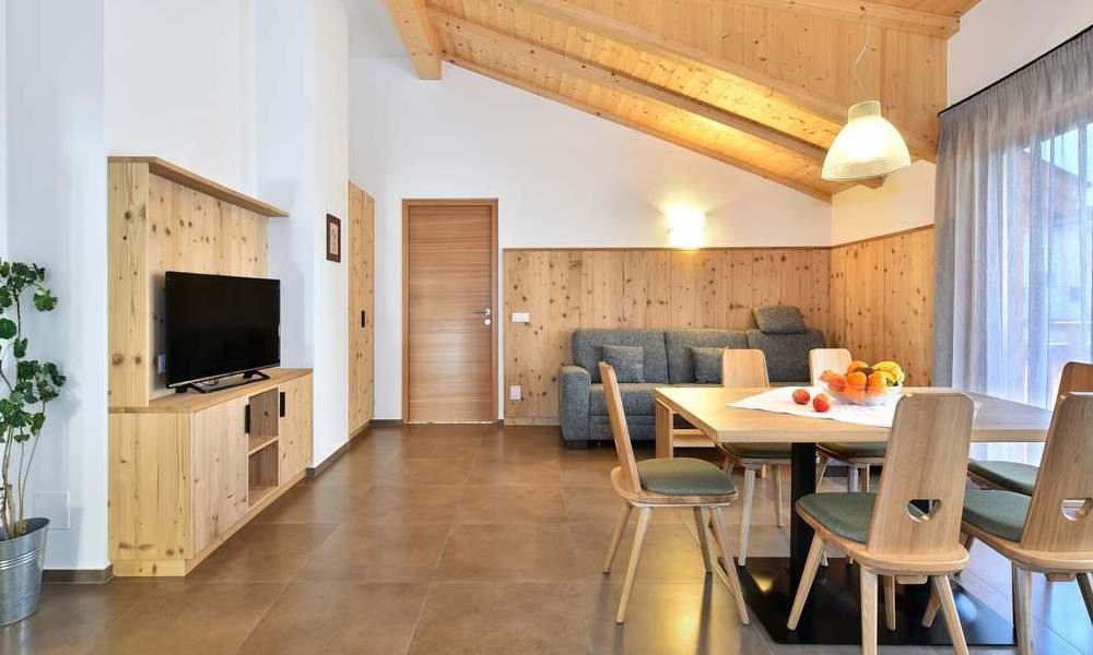 Ferienwohnung Kastelruth - Wohnung 2 4