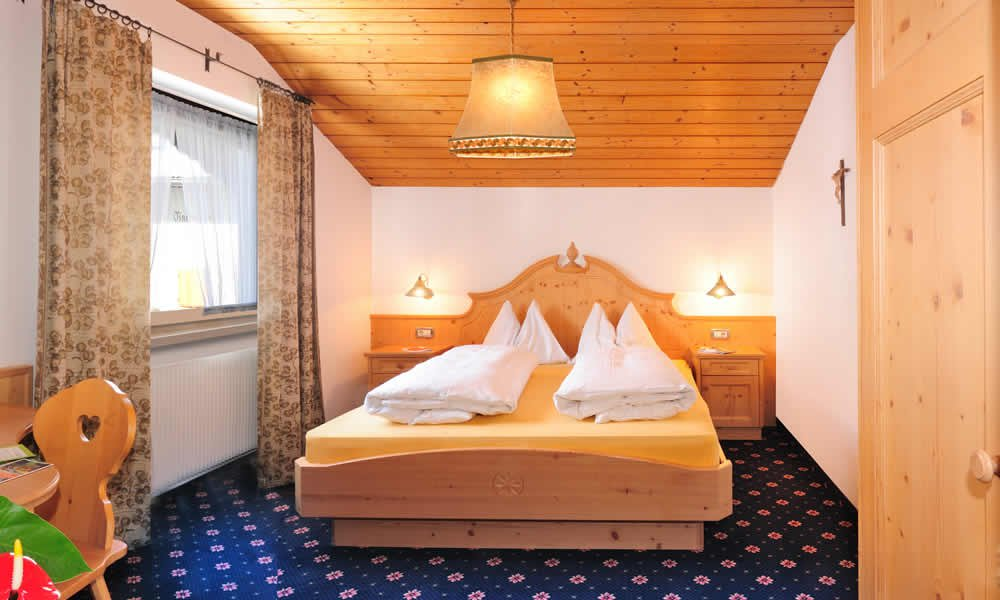 Haus Gertrud Schlafzimmer 1
