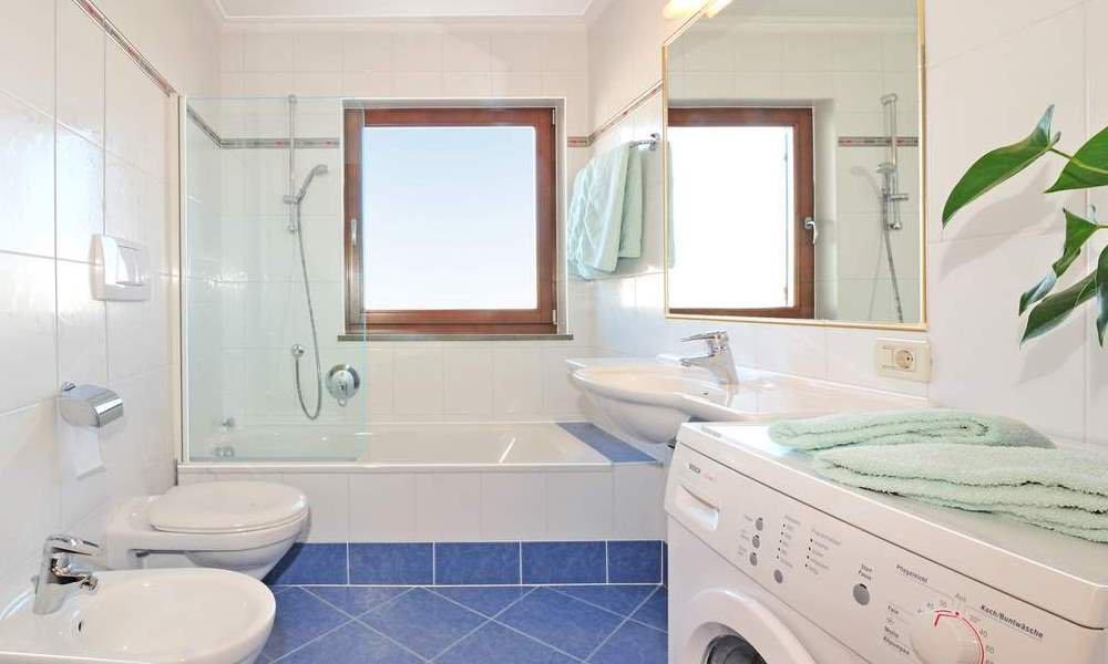 Haus Gertrud Badezimmer