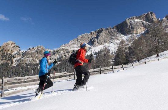 Escursionismo sull'Alpe di Siusi 5
