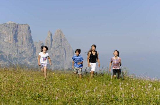 Escursionismo sull'Alpe di Siusi 8