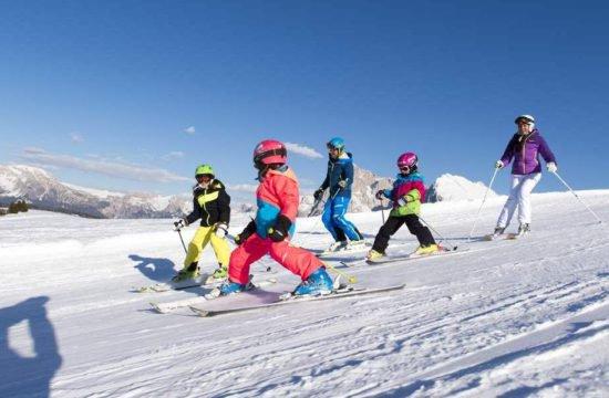 vacanza sugli sci Alpe di Siusi 2