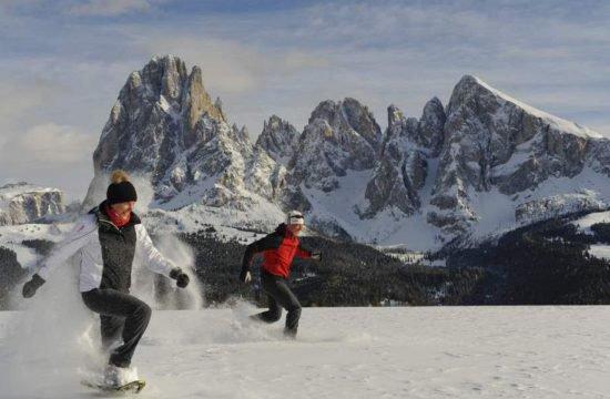 vacanza sugli sci Alpe di Siusi 6