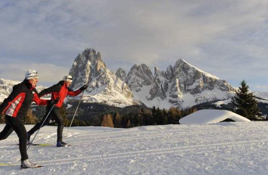 vacanza sugli sci Alpe di Siusi 7