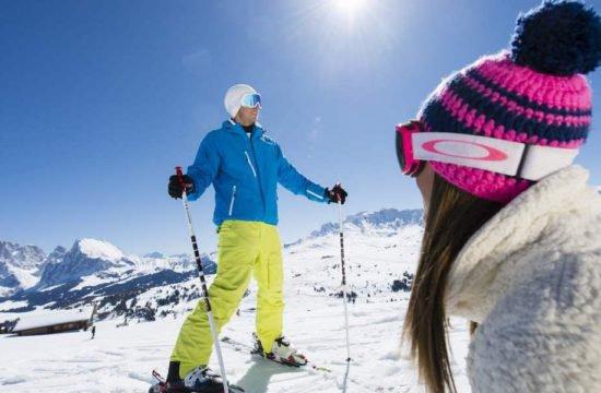 vacanza sugli sci Alpe di Siusi 8