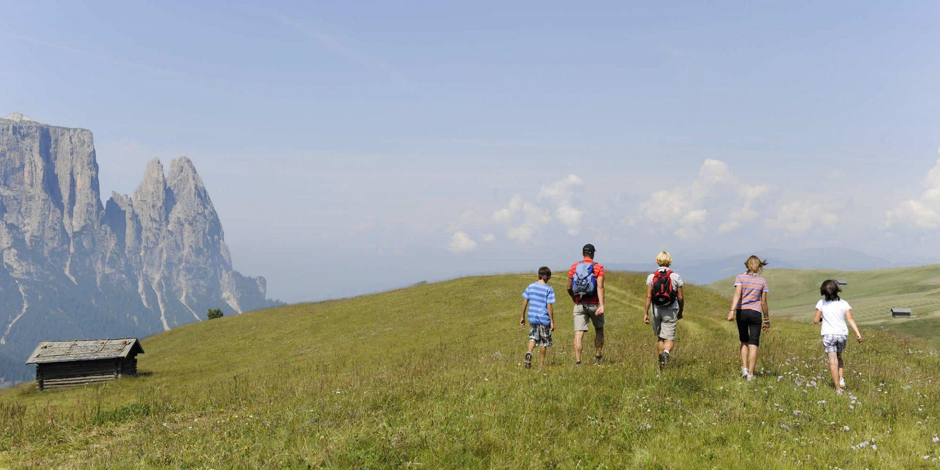 Wandern in Kastelruth