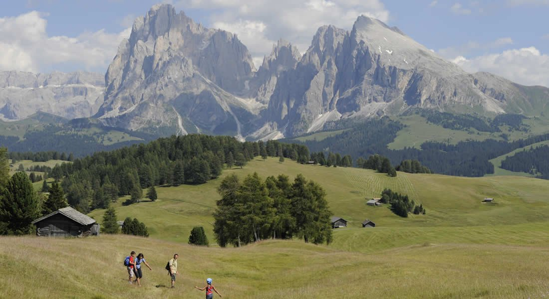 UNESCO World Natural Heritage Dolomites: experience imposing mountains and peaks
