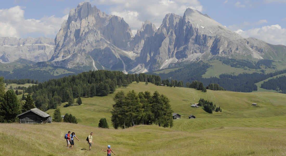 UNESCO Weltnaturerbe Dolomiten - imposante Berge und Gipfel erleben